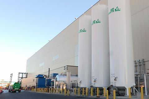 Air products supplies boeing with nitrogen