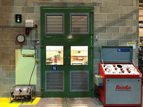 bg engineering pressure testing facilities final