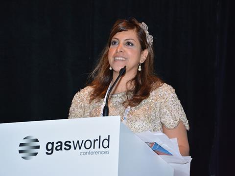 Dr. Fatemeh Didehvar, Mack Valves, gasworld MENA 2016