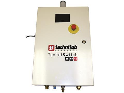 Techni swtich 1 technifab ts nj non vacuum jacketed tank cropped
