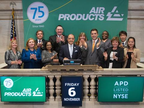 air products nyse