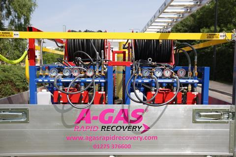 A-Gas Rapid Recovery