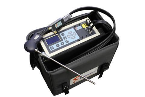 E8500 Cooled NOx Portable Emissions analyser