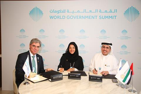 Dewa signs mo u with expo 2020 dubai and siemens to kick off photo aetos wire