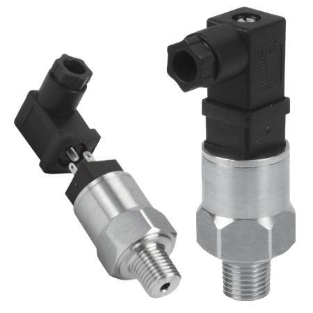 OMEGA's Compact Rugged Pressure Transmitters