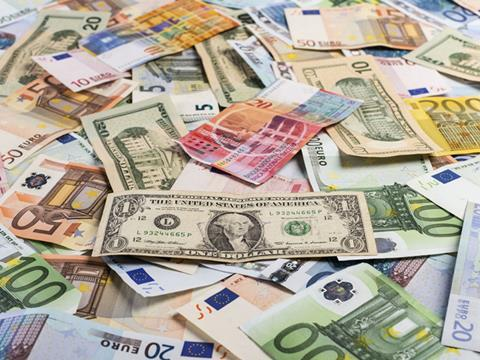 World currency financial