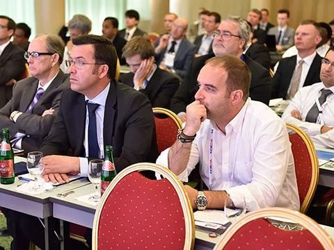 Engaged delegates europe 2015 conference