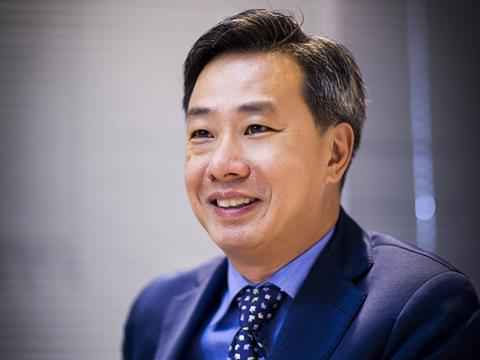 Saw choon seong air products china president of industrial gases