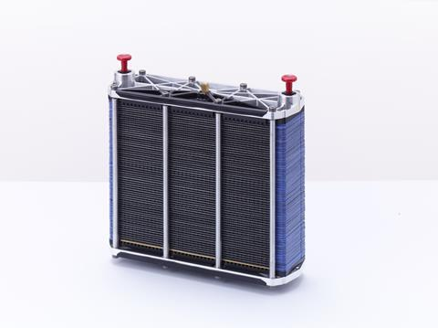 AC64 (air cooled) fuel cell stack