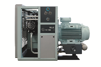 BREEZE series compressor, front profile