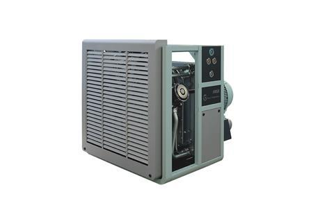 BREEZE series compressor, side profile