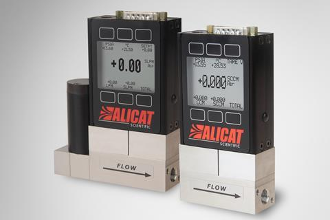 Alicat scientific q series