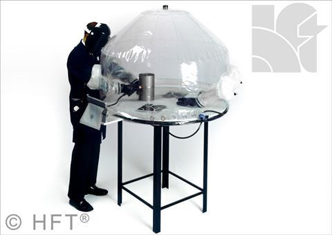 01 w flexible welding enclosures
