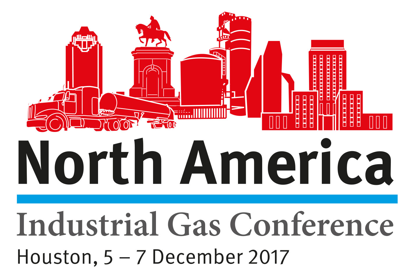 North America - Industrial Gas Conference - Logo