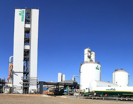 G-Plant, South Africa