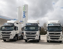 Cleaner HGV's