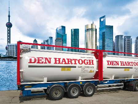 Den Hartogh in Asia market